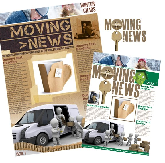 Moving News Magazine
